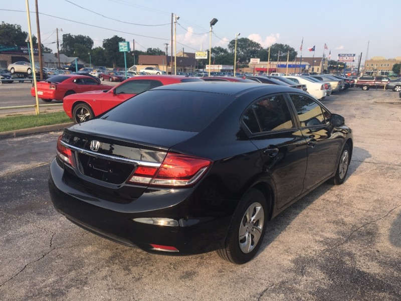Honda Civic Sdn 2013 price $7,995