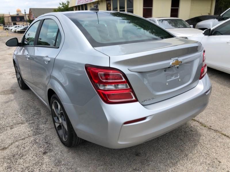 Chevrolet Sonic 2017 price $10,995