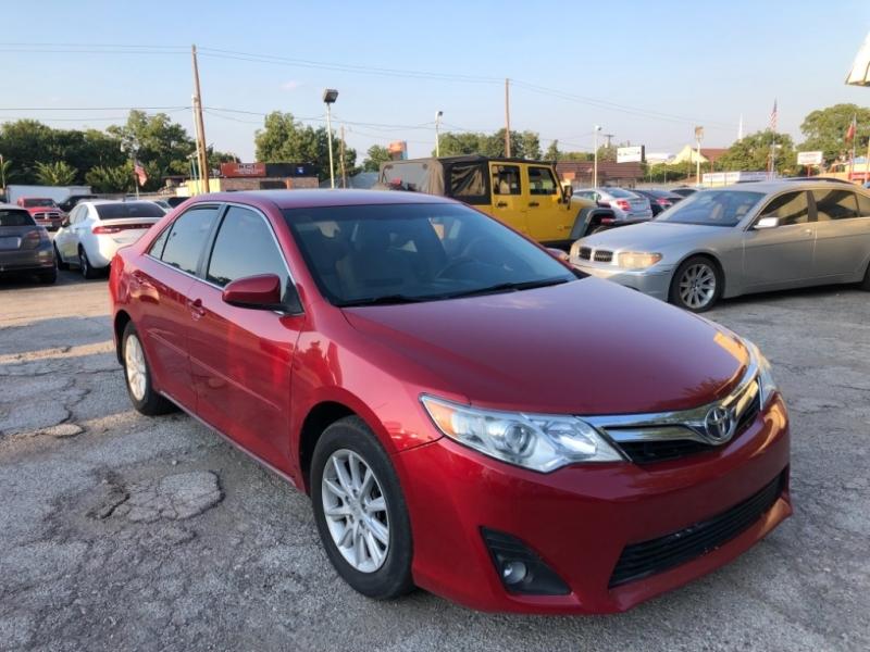 Toyota Camry 2012 price $6,750