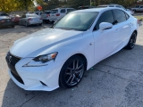 Lexus IS 200t F SPORT 2016