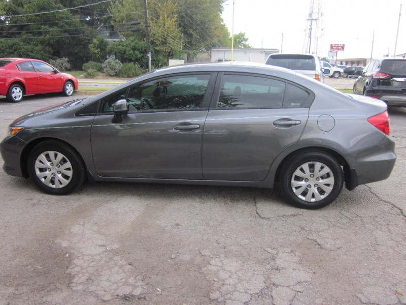 Honda Civic Sdn 2012 price $7,950