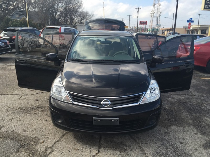Nissan Versa 2010 price $6,595
