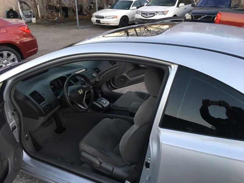 Honda Civic Cpe 2009 price $5,750