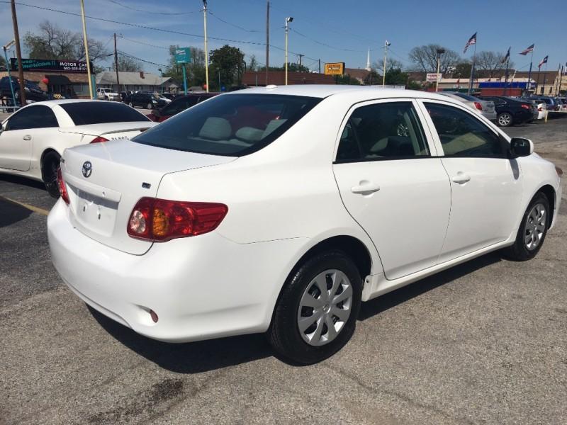 Toyota Corolla 2010 price $6,295