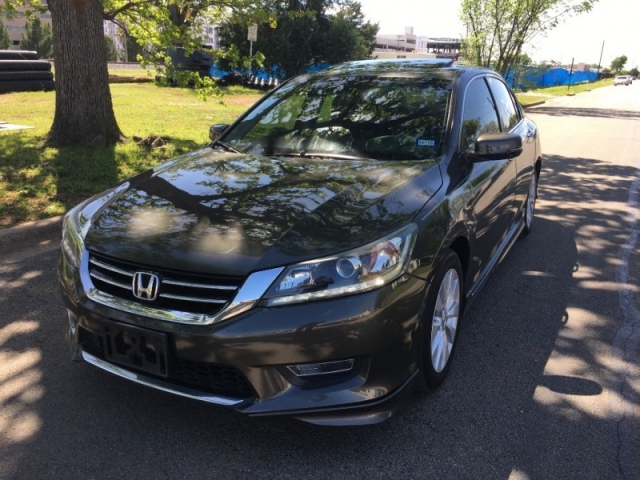 2013 Honda Accord Sdn 4dr V6 Auto Ex L Auto Empire Inc