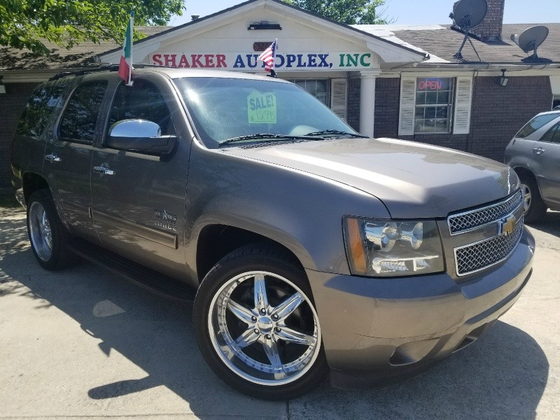 2011 Chevrolet Tahoe 2wd 4dr 1500 Ls Texas Edition Used
