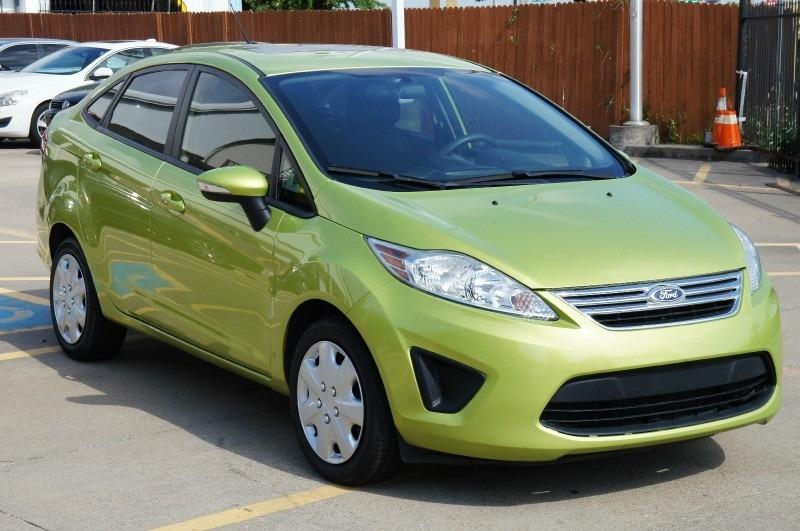 Ford Fiesta 2013 price $4,777