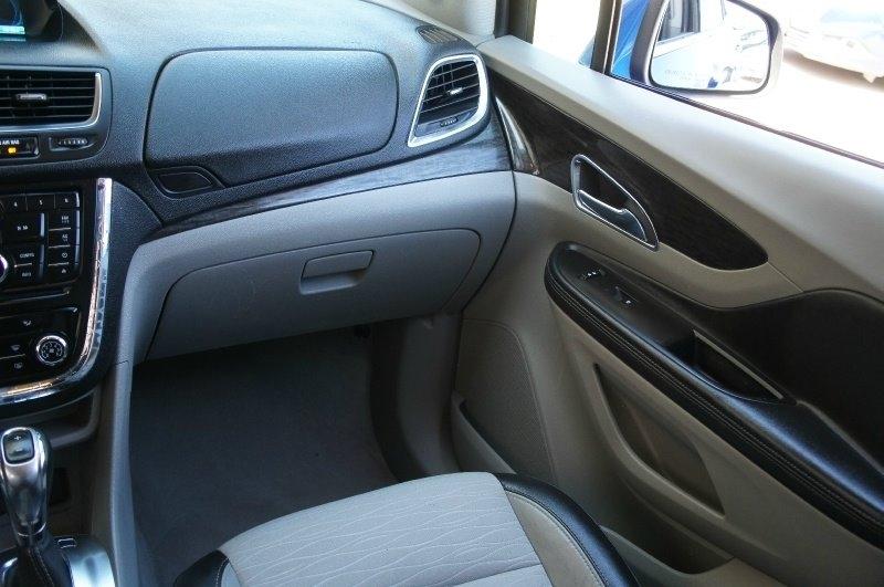 Buick Encore 2016 price $12,477