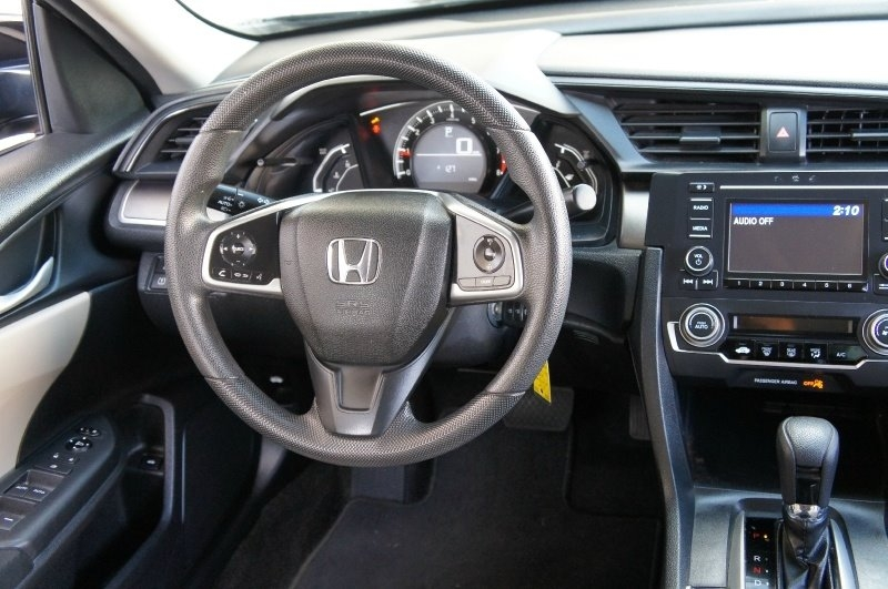 Honda Civic Sedan 2016 price $14,777