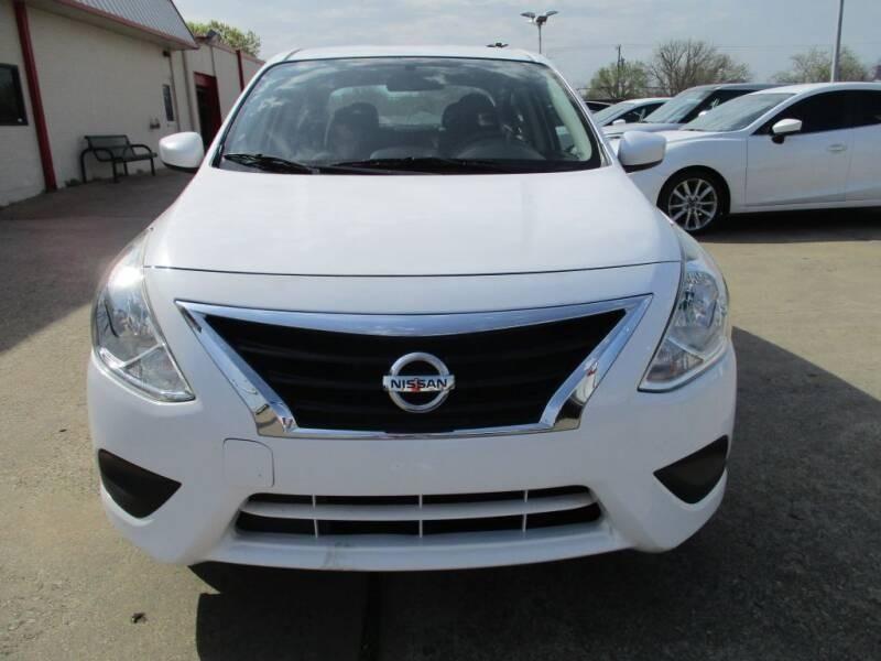 Nissan Versa Sedan 2017 price $0