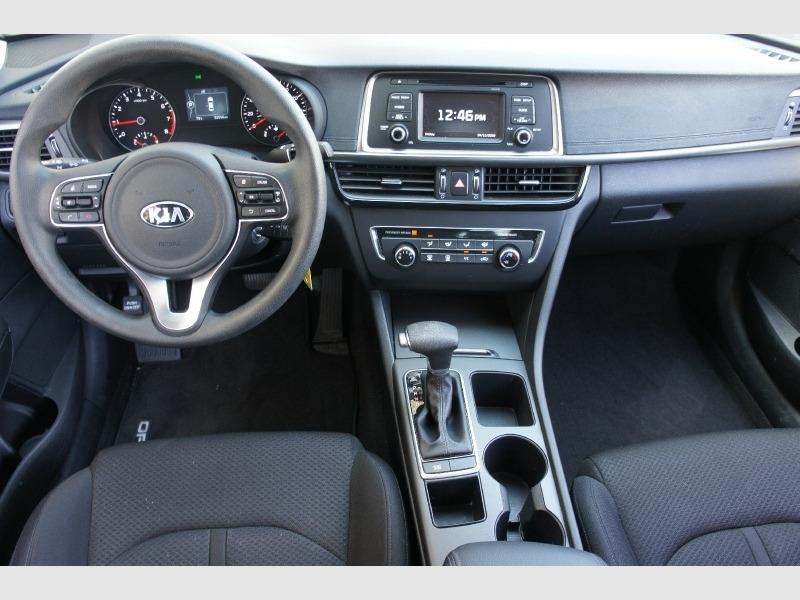 Kia Optima 2017 price $13,700