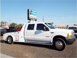 Ford F550 Super Duty Crew Cab & Chassis 1999