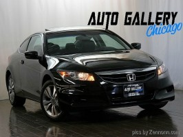 Honda Accord Cpe 2012