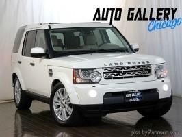 Land Rover LR 4 2010