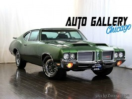 Oldsmobile Cutlass 1972