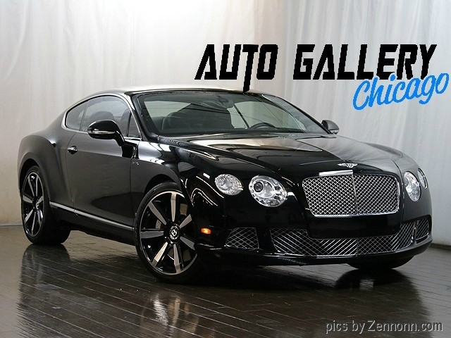 2013 Bentley Continental GT 2dr Cpe - Inventory | Auto Gallery ...