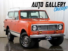 International Scout 1975