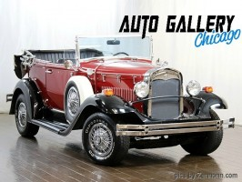 Ford Phaeton Replica 1932