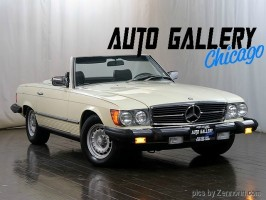 Mercedes-Benz 380 Series 1981