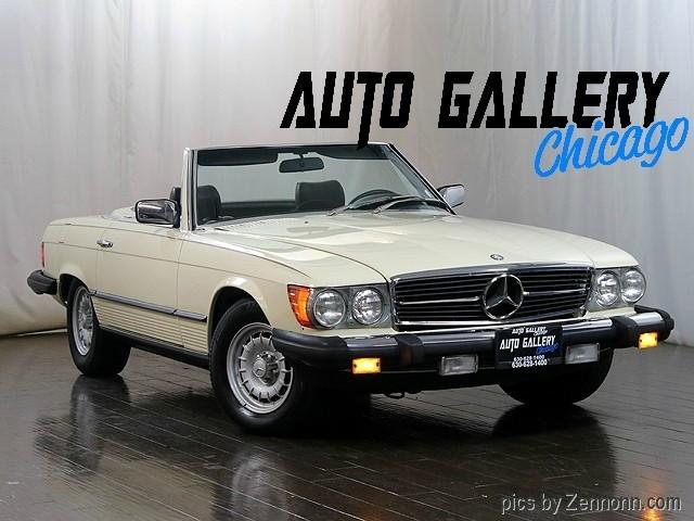 1981 Mercedes-Benz 380 Series