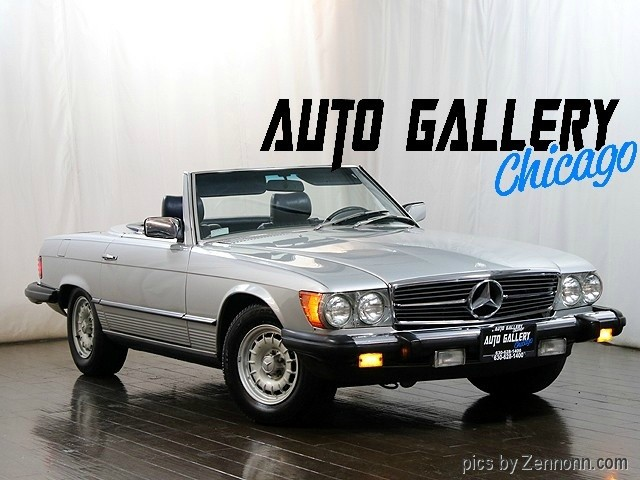 1984 Mercedes-Benz 380 Series