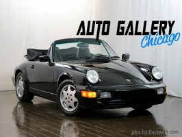 Porsche 911 Carrera 1991