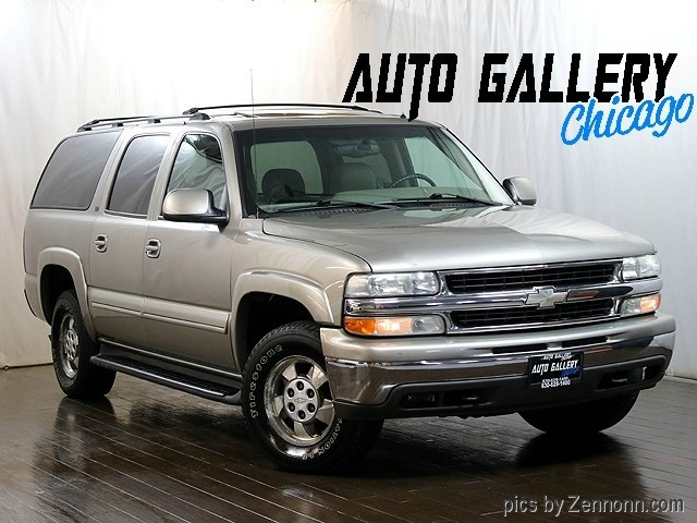 2002 chevrolet suburban 4dr 1500 4wd lt inventory auto gallery chicago auto dealership in. Black Bedroom Furniture Sets. Home Design Ideas