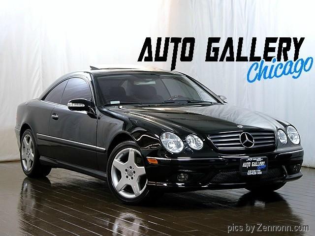 2004 Mercedes-Benz CL500