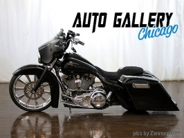 Harley-Davidson FLHX 2007