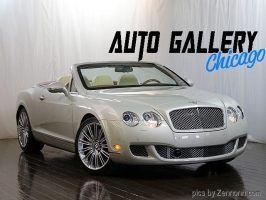 Bentley Continental GTC 2010