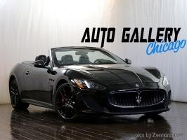 Maserati GranTurismo Convertible 2014