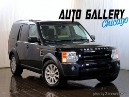 Land Rover LR 3 2008