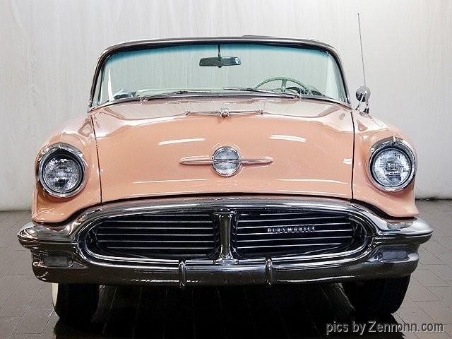 Oldsmobile Super 88 Convertible 1956 price $37,990