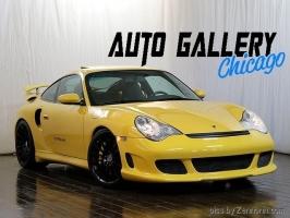 Porsche 911 Turbo Gemballa 2001