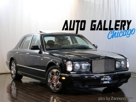 Bentley Arnage 2001