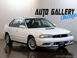 Subaru Legacy Sedan 1999