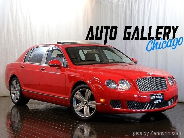 2012 Bentley Continental Flying Spur Inventory Auto Gallery
