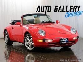 Porsche 911 Carrera 1996