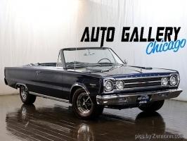 Plymouth Belvedere GTX 1967
