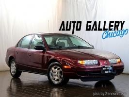 Saturn SL 2002