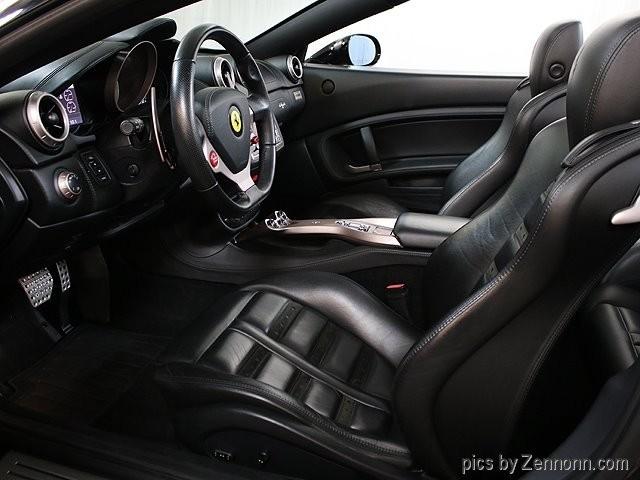 Ferrari California 2011 price $97,990