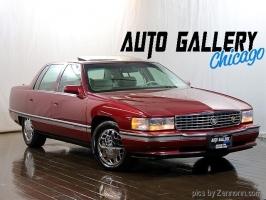Cadillac DeVille 1995
