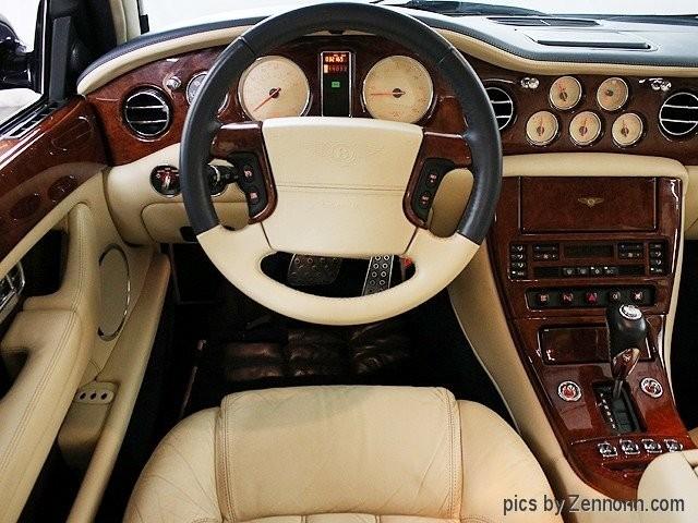 Bentley Arnage 2004 price $35,990