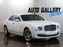 Bentley Mulsanne 2012