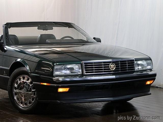 Cadillac Allante' 1993 price $13,990