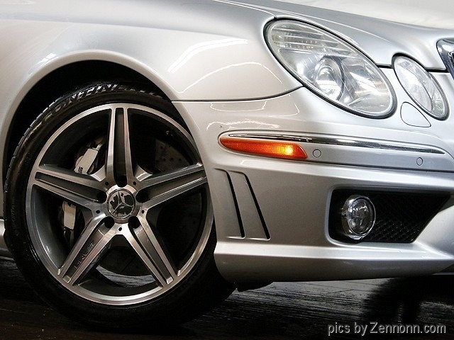 Mercedes-Benz E63 AMG 2007 price $13,990