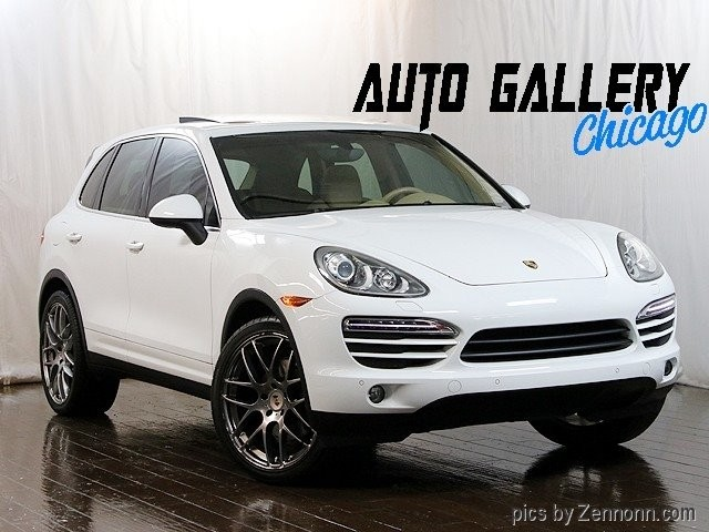 2014 porsche cayenne awd 4dr tiptronic - inventory | auto gallery