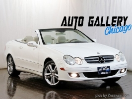 Mercedes-Benz CLK350 2006