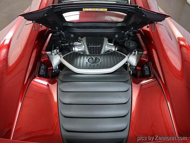 Mclaren MP4-12C Spyder 2013 price $129,990