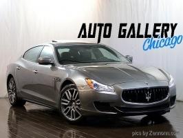 Maserati Quattroporte 2015